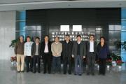 王贵清副会长带队调研三家在京机床企业