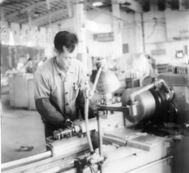 青海一机床厂:记忆中的老厂矿