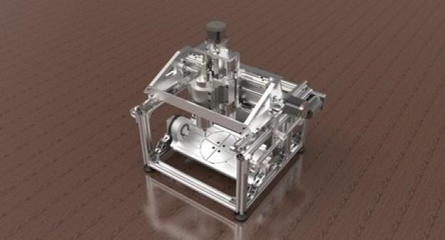 五轴联动数控机床加工精度技术检测的世界标准