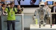 俄研发的新型遥控机器人可替代人完成危险工作