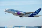 空客A380飞机首次测试3D打印扰流传动装置