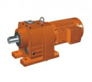 SLR系列斜齿轮减速机、SLS系列斜齿—蜗轮蜗杆减速机