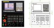 TSNC-SX-A1T/Mb总线数控系统、TSNC-SX-A2T/M/R可重构智能数控系统