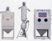 高中档环保型喷砂机、抛丸机、振动研磨机、除尘设备