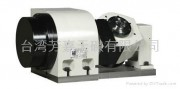 DDR马达型回转分、芳嘉天碟四轴NC工、水龙头加工 专用四